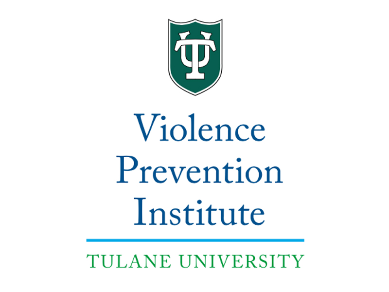 Cathy Taylor, Tulane's Violence Prevention Institute